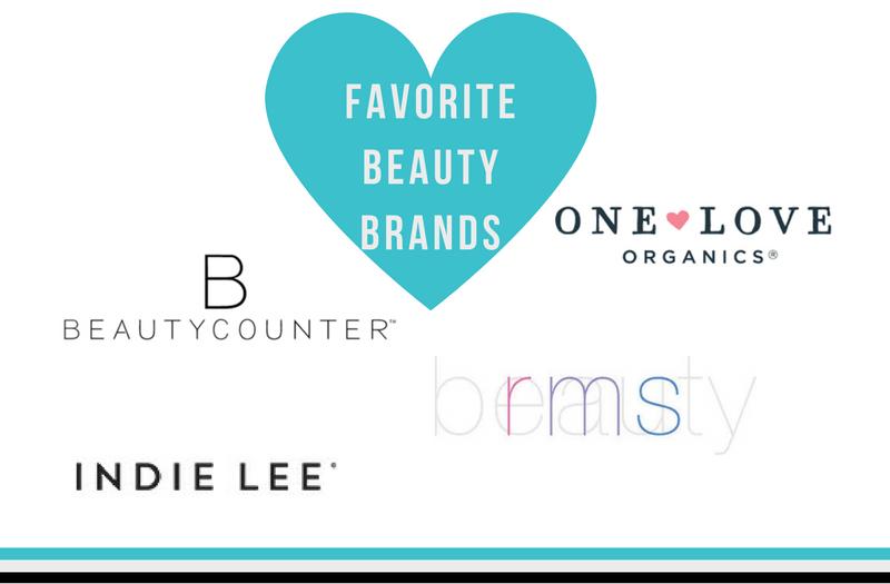 My beauty brands